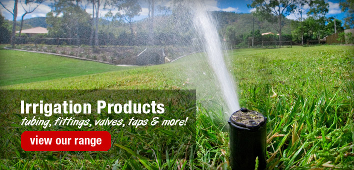 Irrigation Products at Rural Fencing & Irrigation Supplies