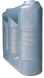 Urban Water Tank Space Saver 2,500L