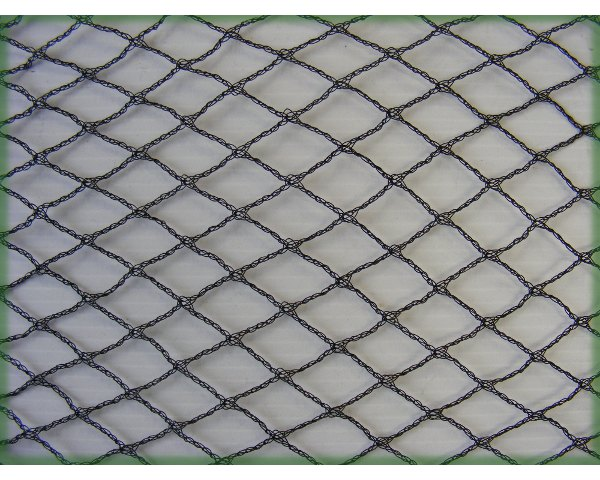 Anti Bird Netting Drape Over 5m x100m Black 28GSM (BN 5100B)