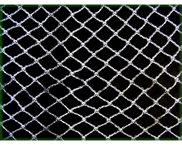 Anti Bird Netting Drape Over 5m x100m White 28GSM (BN 5100W)