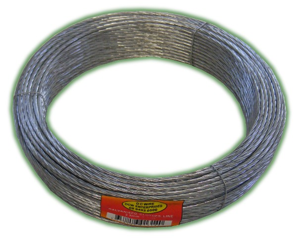Clothes Line Galvanised Wire 3.5mm x 30m (CLG3.5 30)