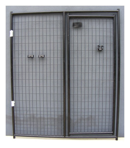 Pet Enclosure Gate Panel 1800x1500mm (GATE PANEL 1.8X1.5)