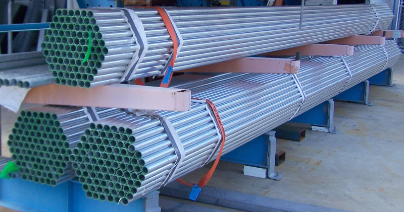 Pipe Galvanised 25nb Extra Light 6.5m Length