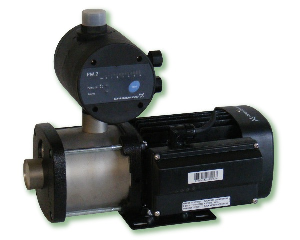 Grundfos CM Booster 3-5 Horizontal Multistage Pump (CMB 3-5)