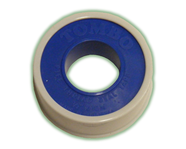 Thread Seal Tape 12mm x 10m (PTFE)