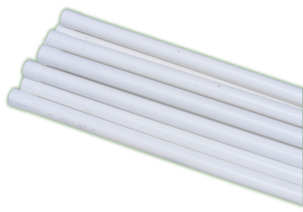 Pvc pipe for White plastic water pipe