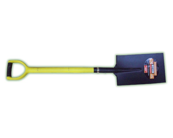 Square Mouth Shovel 'D' Handle (SFGDHSMS)