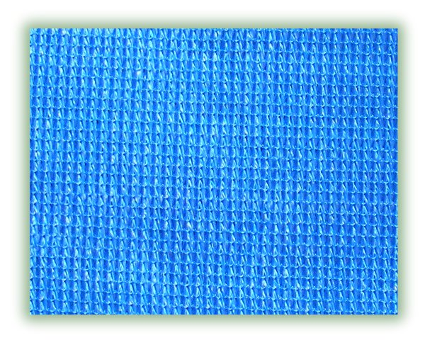 Shade Sail Triangle 3.6x3.6x3.6m Blue (SSTBL363636H/D)