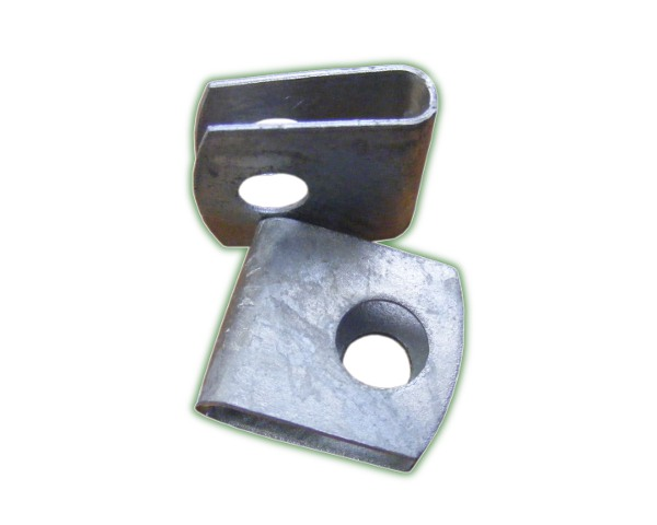 Mesh Fencing Clips Fence Panel 'u' Clips 8/10