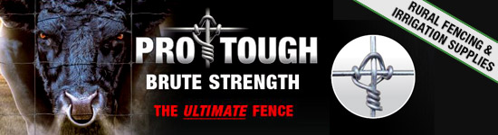 Pro Tough Ultimate Field Fence